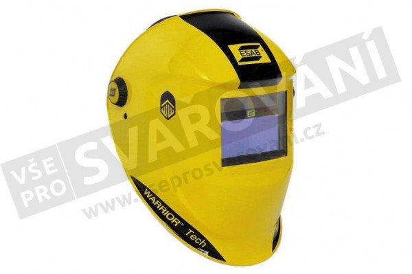 Warrior Tech Yelow (1)